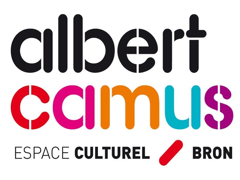 logo Espaces culturels Albert Camus